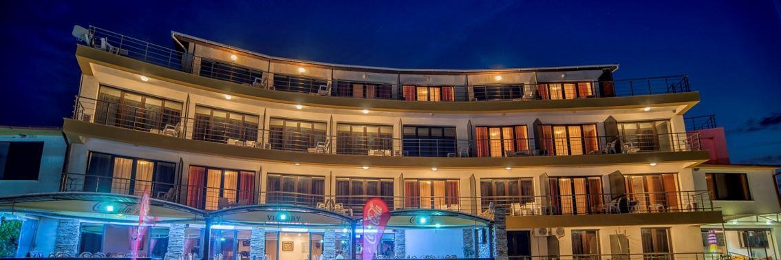 Hotel Victory Vama Veche - hotel noaptea