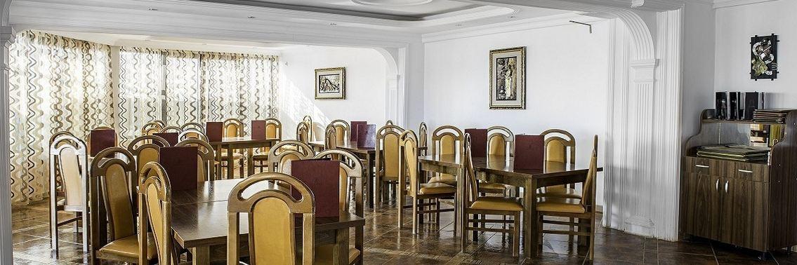 Interior Restaurant Victory Hotel Vama